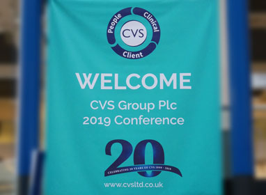 CVS 2019 Conference, held at International Convention Centre in Birmingham