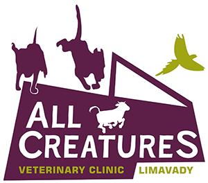 All Creatures Veterinary Health Centre logo