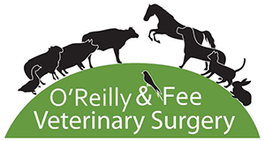 O'Reilly & Fee Veterinary Surgery logo