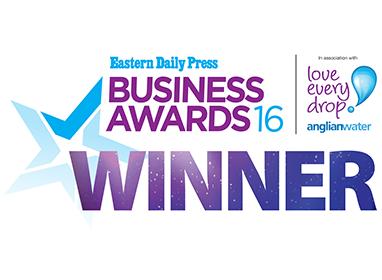 EDP Business Awards16 Winner logo