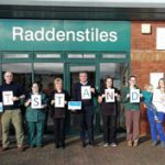 CVS 100th Practice Award at Raddenstiles Vets