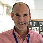 Richard Whitelock is welcomed to CVS