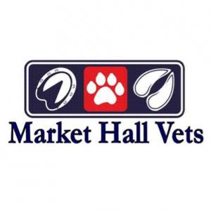 Market Hall Vets logo