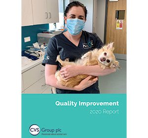 CVS Group - Quality Improvement 2020 Report
