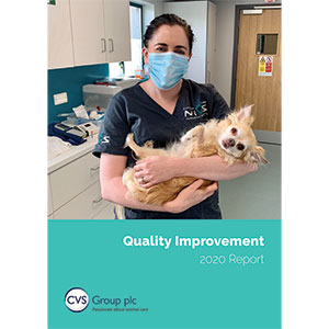 CVS Group - Quality Improvement 2020 Report